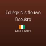 COLLÈGE N'SIFLOUWA DAOUKRO