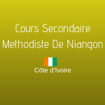 COURS SECONDAIRE METHODISTE DE NIANGON