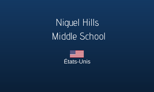 NIGUEL HILLS MIDDLE SCHOOL